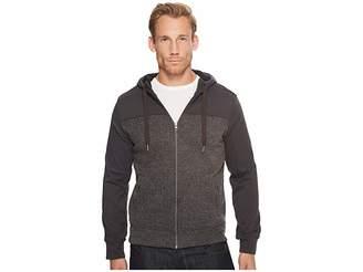 Prana Zion Full Zip Hoodie Men's Sweatshirt