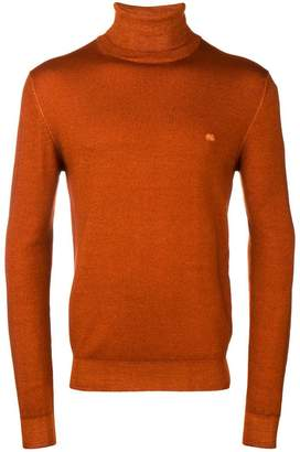 Etro turtleneck fitted jumper