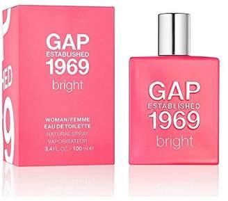 Gap Established 1969 Bright Eau de Toilette Spray for Women