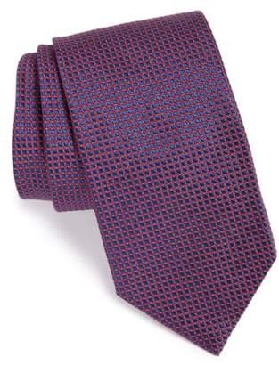 Eton Dot Silk Tie