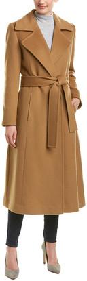 Trina Turk Anouk Cashmere Coat