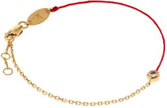 Redline Yellow Gold Pure Double Bracelet