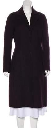 Tahari Wool Long Coat