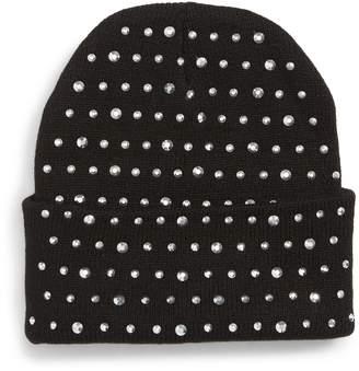 Tasha Studded Beanie Hat