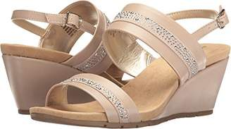 Bandolino Women's Greedson Wedge Sandal
