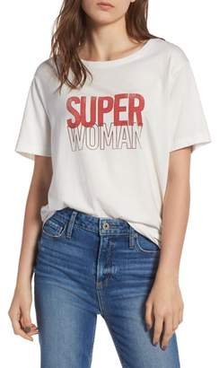 Rebecca Minkoff Superwoman Delaney Tee