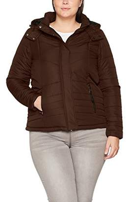 Zizzi Women's Jacket, LS,(Manufacturer Size: Medium)