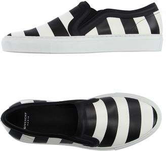 GIVENCHY Sneakers $453 thestylecure.com