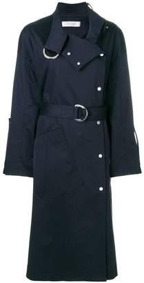 Victoria Beckham Victoria belted trench coat