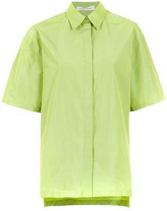 Gloria Coelho oversized shirt