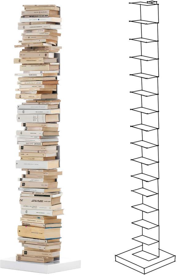 Opinion Ciatti - Ptolomeo Stand-Bücherregal PT215, Schwarz