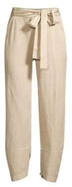 Khaki Linen Pants Shopstyle