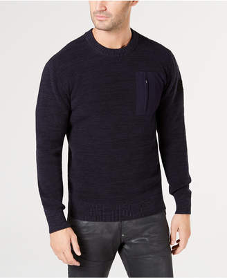 G Star Men's Powel Textured Sweater