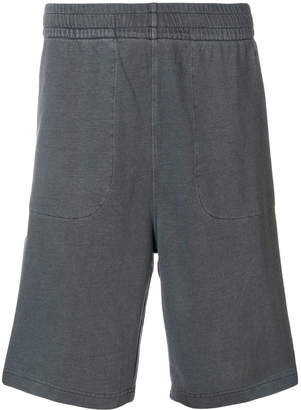 Z Zegna knee-length track shorts