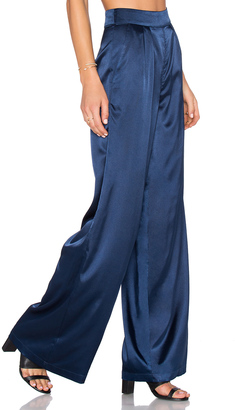 House of Harlow x REVOLVE Charlie Wide Leg Pant $158 thestylecure.com