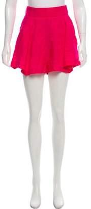 IRO High-Rise Mini Shorts w/ Tags