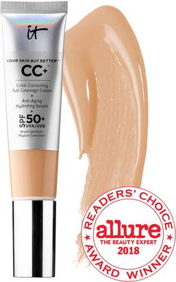 IT Cosmetics Your Skin But Better CC+ Cream with SPF 50+ $15 thestylecure.com