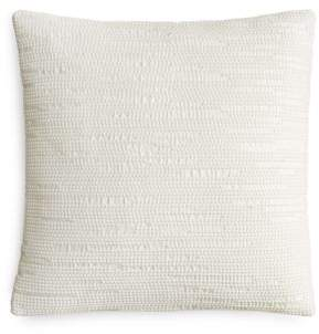 """Hudson Park Collection Bellance Embroidered Decorative Pillow, 18"""" x 18"""" - 100% Exclusive"""