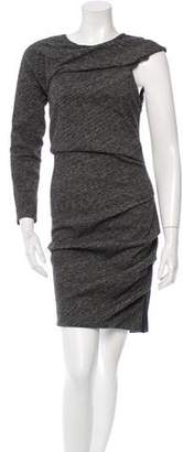 Yigal Azrouel Asymmetrical Cutout Dress