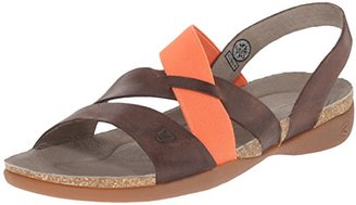 KEEN Women's Dauntless Strappy Sandal $18 thestylecure.com