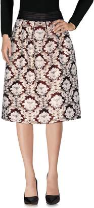 Lm Lulu Knee length skirts - Item 35335000LB