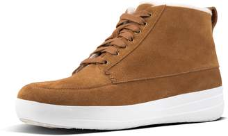 FitFlop Stefanie Shearling High-Top Sneakers