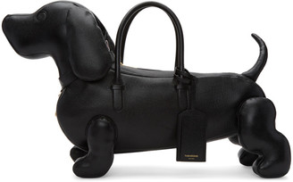 Thom Browne Black Hector Bag $2,595 thestylecure.com