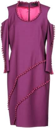 IVAN MONTESI Knee-length dresses - Item 34857750MN