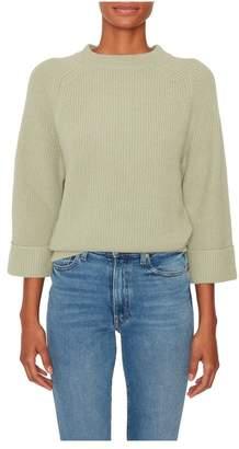 Nina Ricci Khaki Pullover Sweater