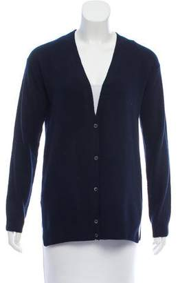 Prada Wool Button-Up Cardigan