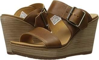 Timberland Women's Brenton Buckle Slide Sandal
