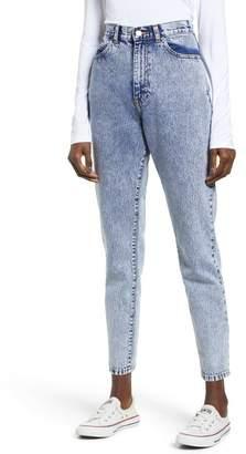Denim & Supply Ralph Lauren Dr. Denim Supply Co Nora Contrast Pocket Acid Wash Jeans