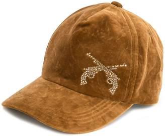 Roarguns embellished guns baseball cap
