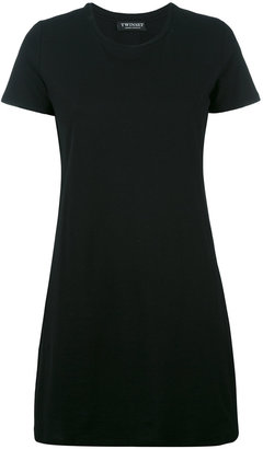 Twin-Set oversized T-shirt $77.63 thestylecure.com
