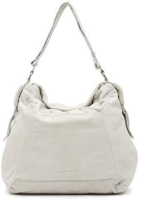 Liebeskind Berlin Medea Double-Dye Leather Hobo Bag