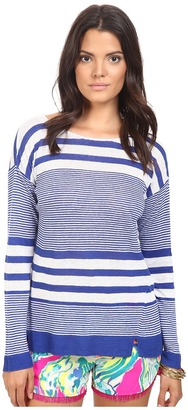 Lilly Pulitzer Camilla Sweater $98 thestylecure.com