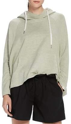 Scotch & Soda Extreme Boxy-Fit Hooded Sweatshirt