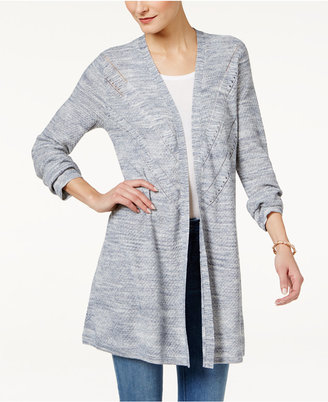 Style & Co Open-Front Duster Cardigan, Only at Macy's $69.50 thestylecure.com