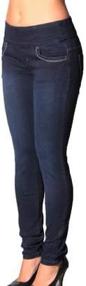 LOLA Cosmetics Pull-On Slimming Jeans