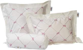 Nicolientje Throw Cushion (Pink)