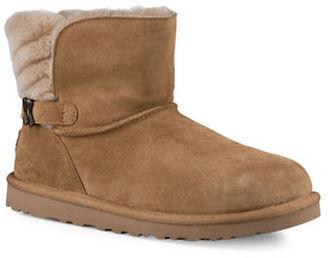 Ugg Adria Sheepskin Boots $155 thestylecure.com