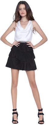 Alice + Olivia (アリス オリビア) - Alice+olivia Iggy Pleated Mini Skirt
