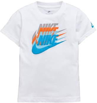 Nike Younger Boys Sunset Futura Tee