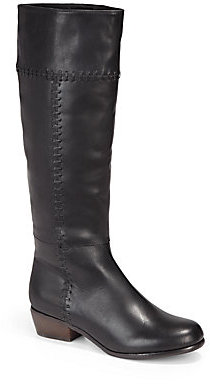 Joie Journey Leather Knee-High Boots