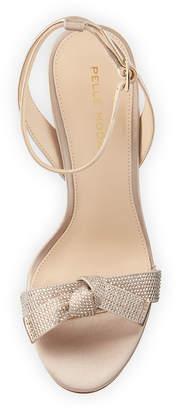 Pelle Moda Kim Jeweled-Strap High-Heel Sandals