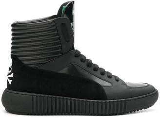 Philipp Plein hi-top sneakers