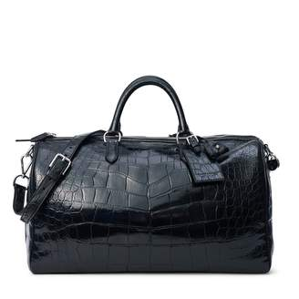 Ralph Lauren Alligator Boston Bag