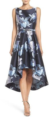Women's Eliza J Sleeveless High/low Dress $268 thestylecure.com