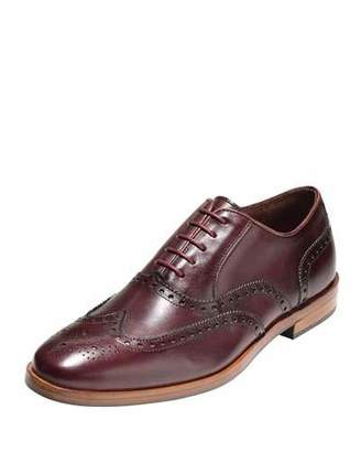Cole Haan Hamilton Grand Wing-Tip Oxford, Cordovan