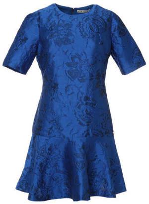 Alice + Olivia (アリス オリビア) - Alice+olivia Esther Ruffle Hem Tunic Dress